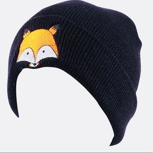 Other - New 2017 new trend Fox pattern knitted hat!